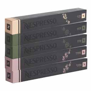 Nespresso Surtido, 50 Cápsulas
