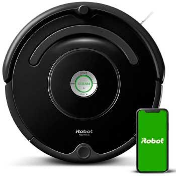 Aspirador Robot iRobot Roomba 671 Wifi